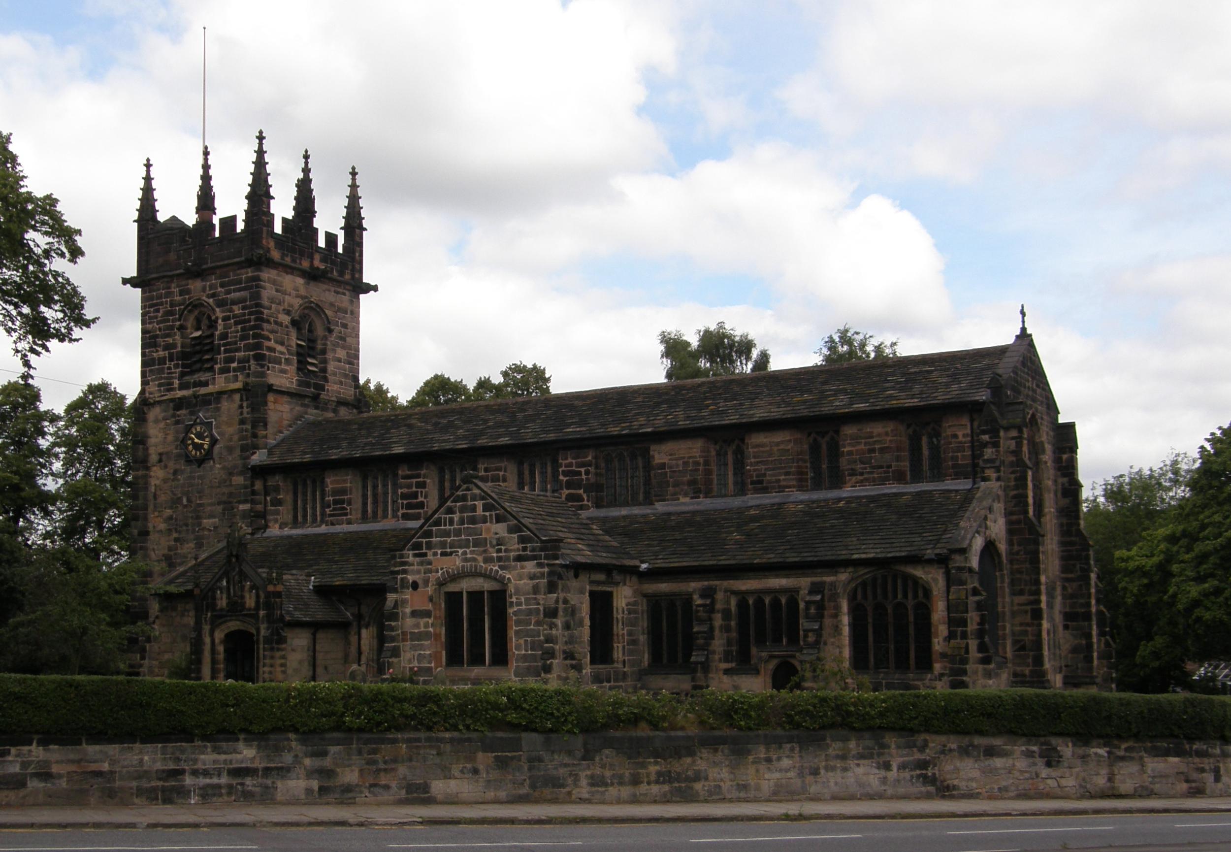 St. Bartholomew's, Wilmslow