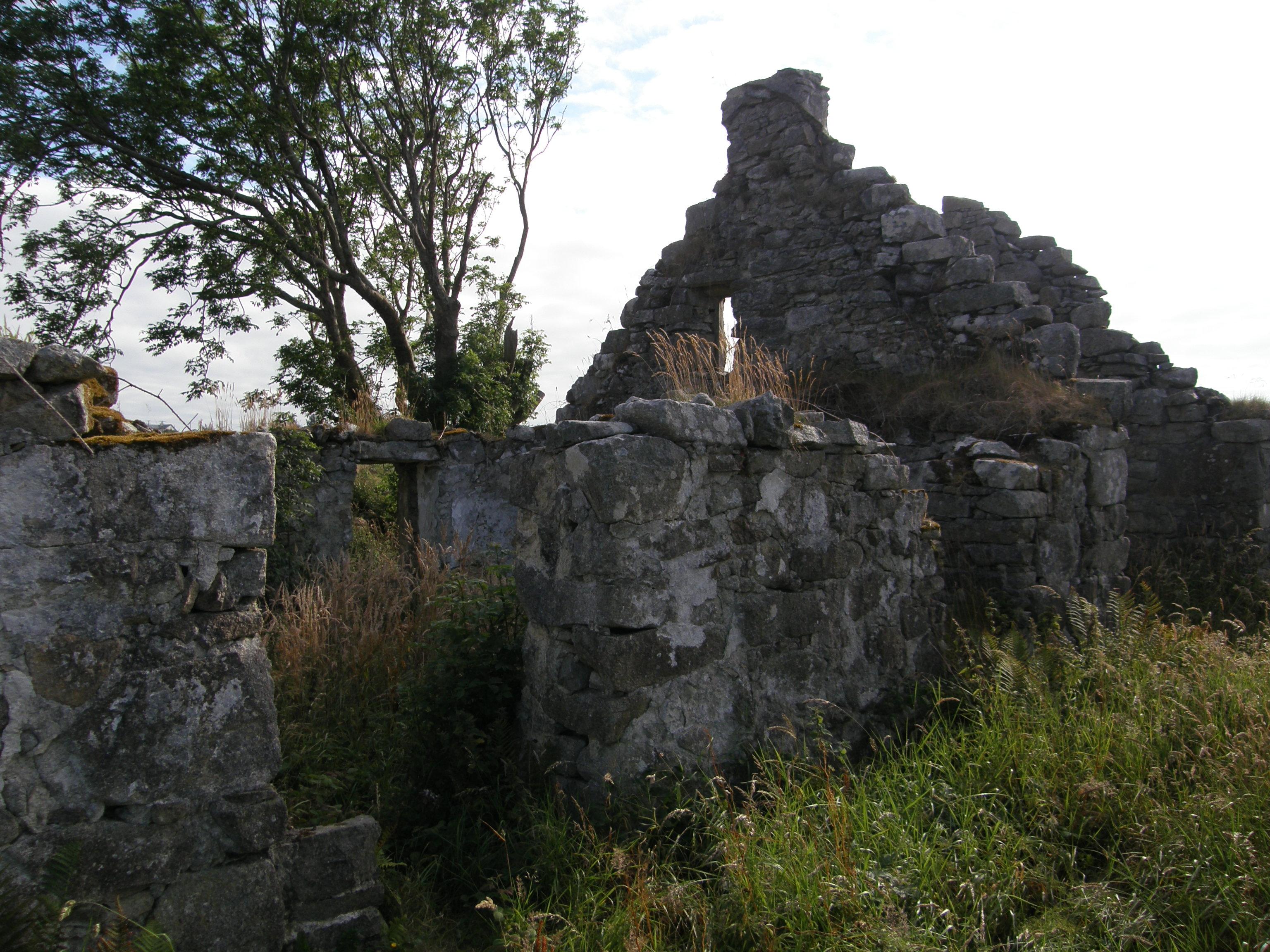 Famine House, An Cheathrú Rua