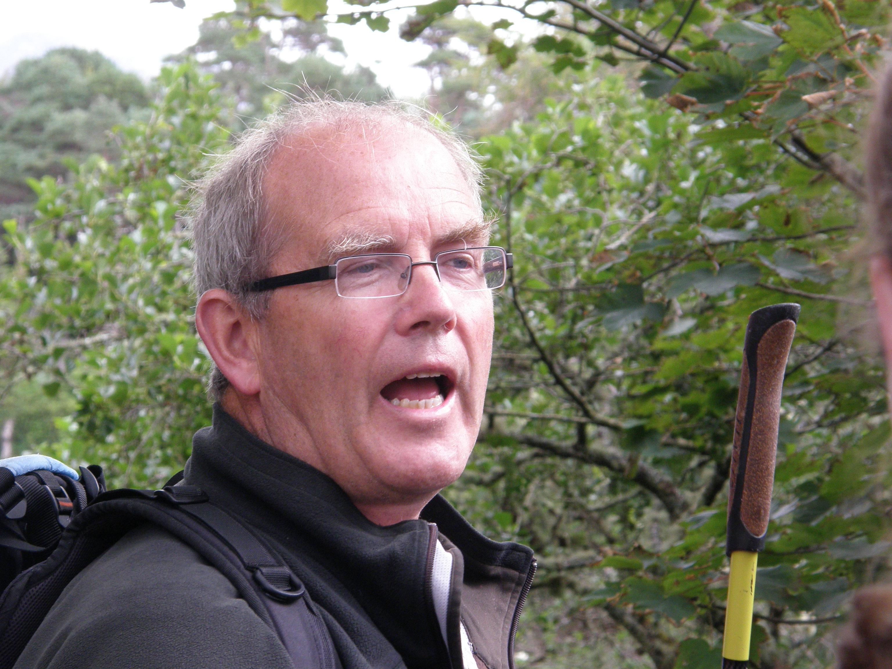 Michael Gibbons, Irish Archeologist and Historian