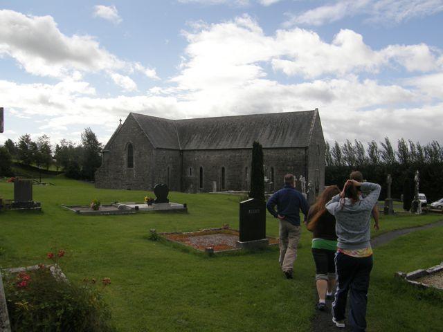 Ballintubber Abbey Church, Co Mayo, Éire