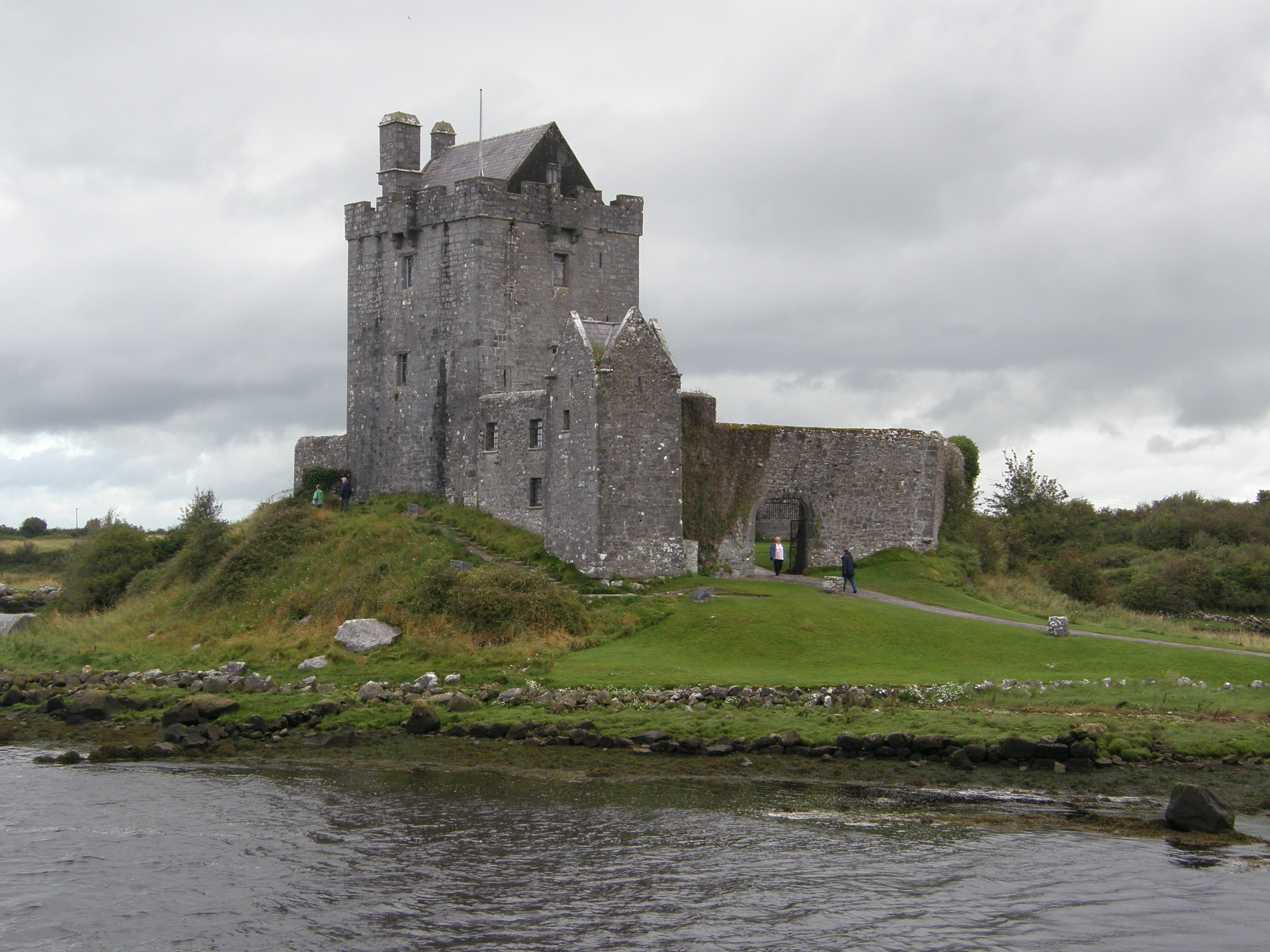 Dungaire Castle, County Galway