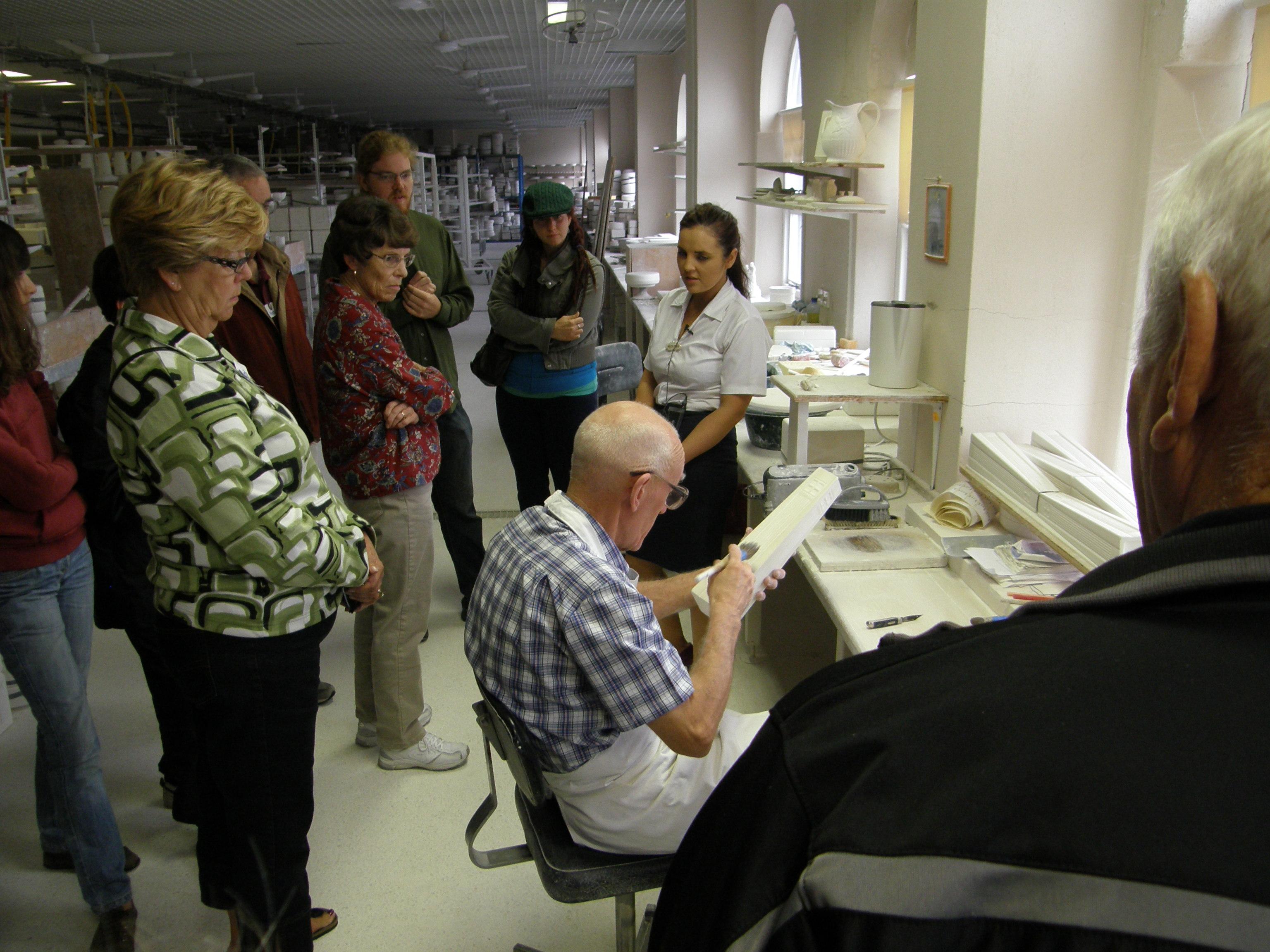 The Belleek Factory Tour