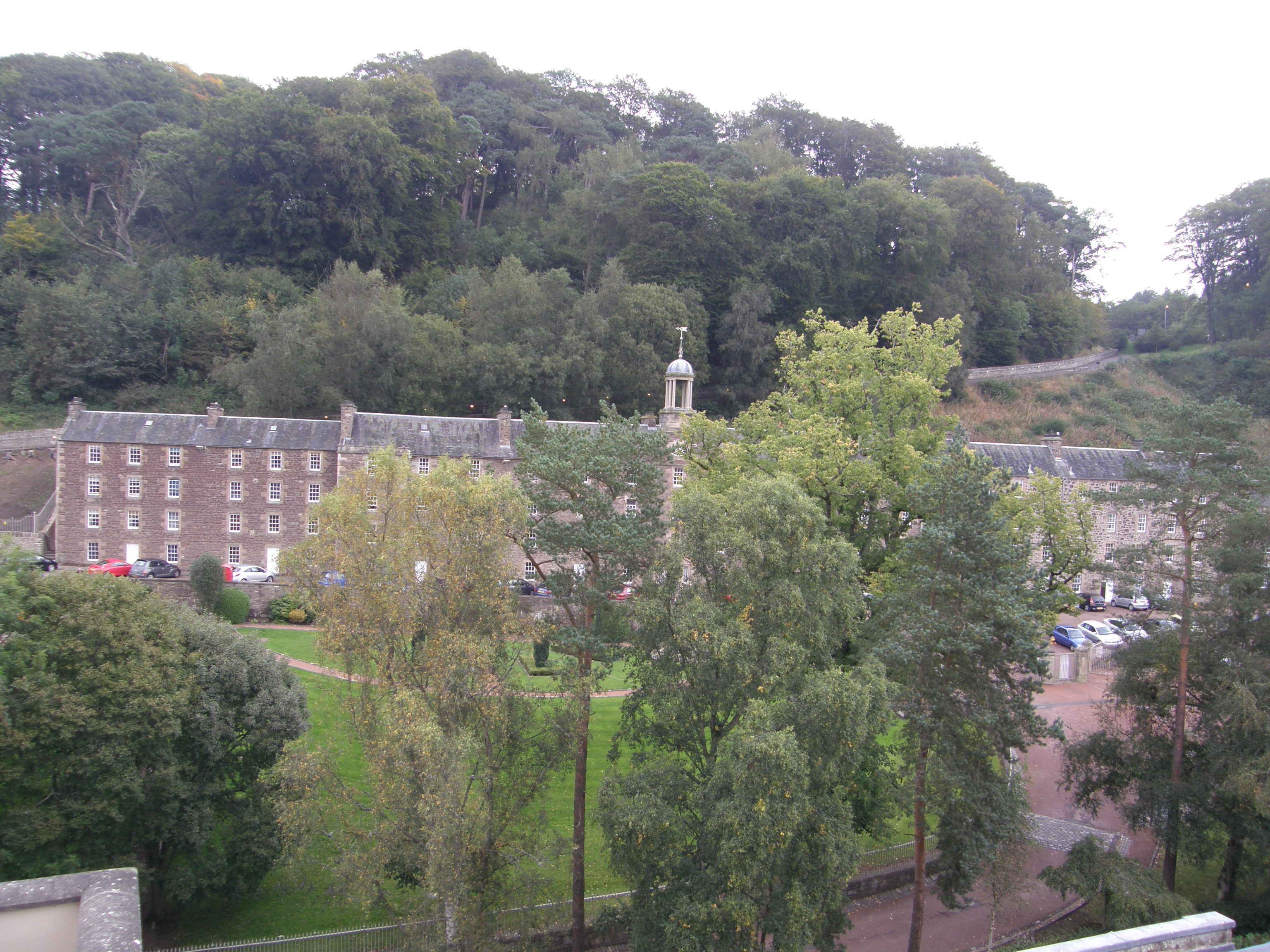 Some Buildings of New Lanark World Heritage Site