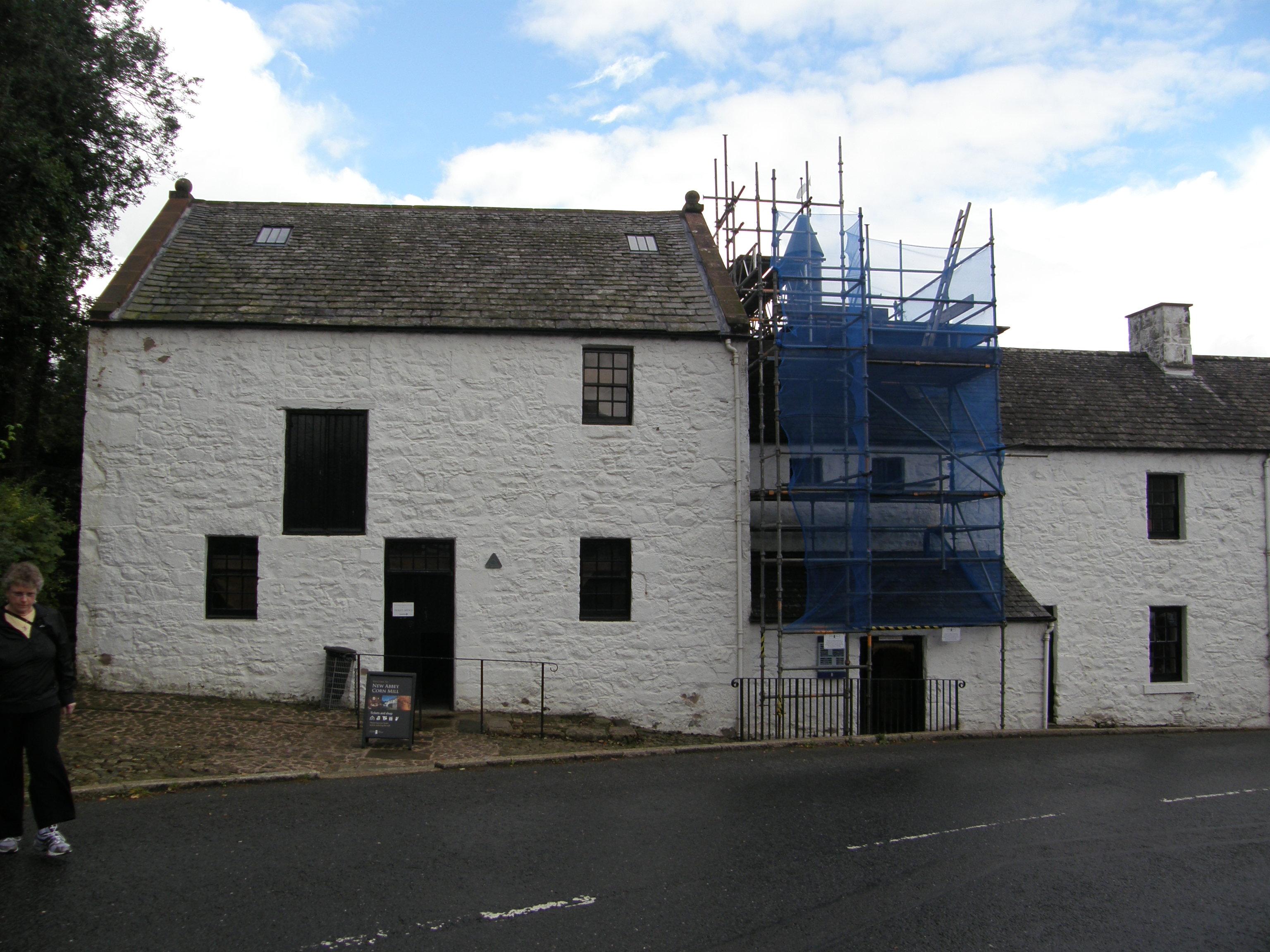 The New Abbey Corn Mill