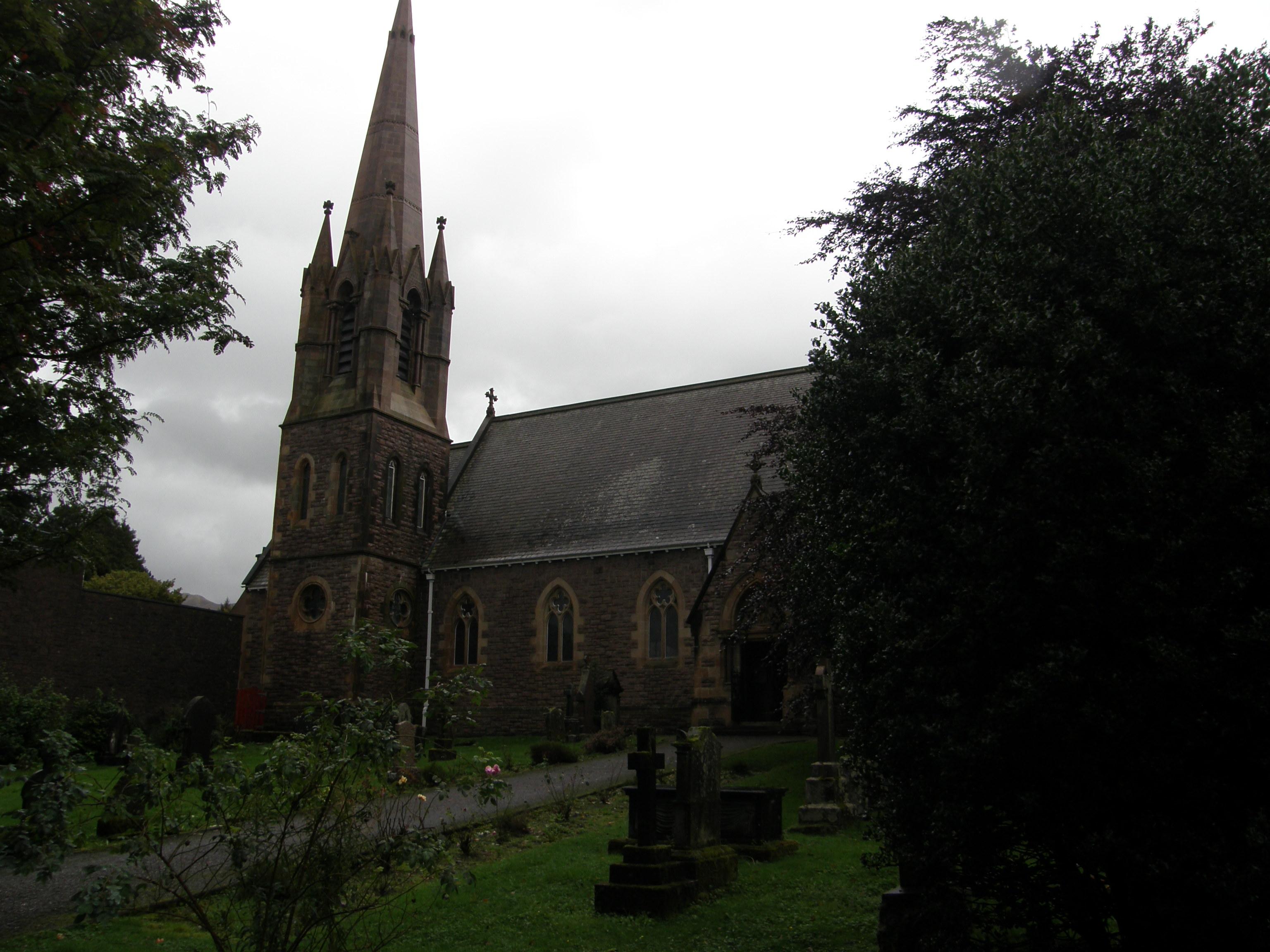 St. Andrew's Episcopal Church, Fort William, Scotland