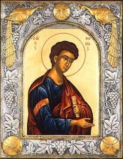 Icon of Saint Thomas