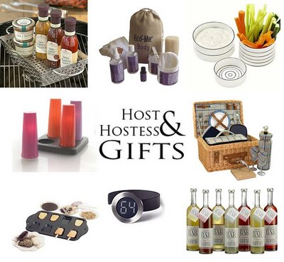 Host and Hostess Gifts