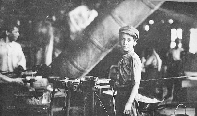 Victorian Child Labor Photograph