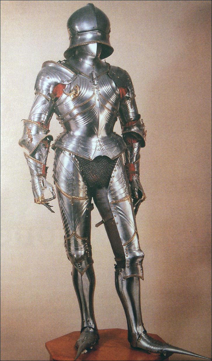 Armor of Emperor Maximilian I