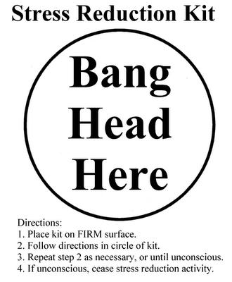 Frustration Relief Kit