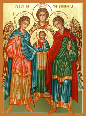 Icon of the Archangels