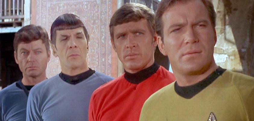Star Trek:TOS Crew