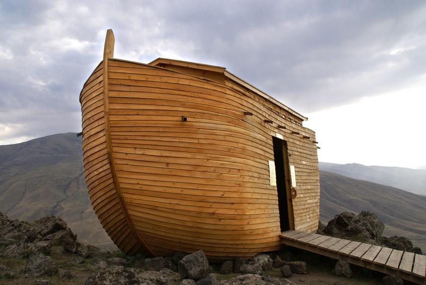 Noah's Ark Reconstruction