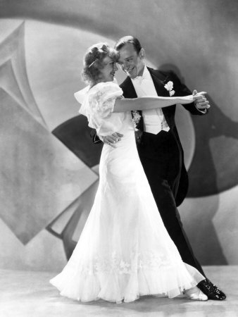 Fred Astaire and Ginger Rogers in Flying Down to Rio