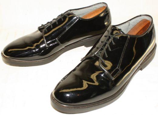 Spit-Polished Dress Shoes