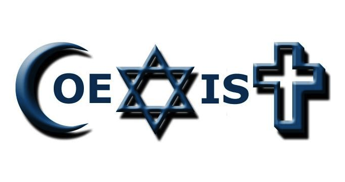 Coexist - Religious Symbols