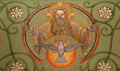 God the Father and Holy Spirit