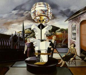 Peter Blume, Light of the World, 1932